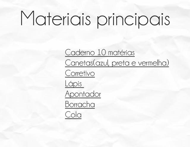 lista-escolar