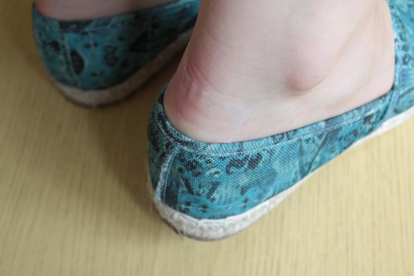 Nexcare pés