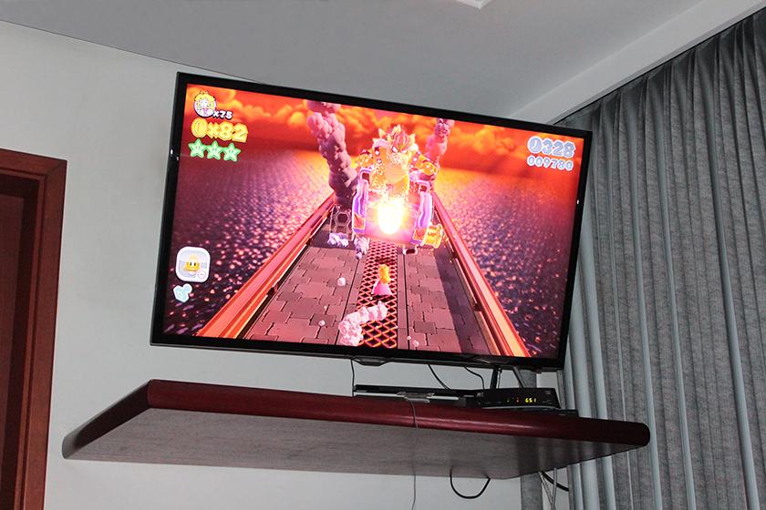 Televisão Wii U