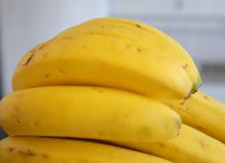 Banana nanica para doce