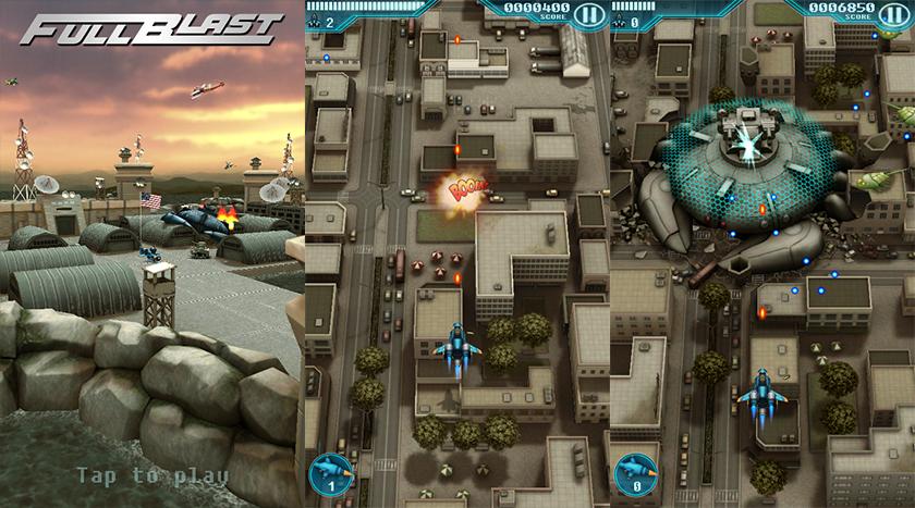 FullBlast jogo android e ios