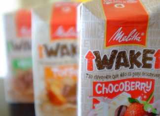 Melitta wake sabores
