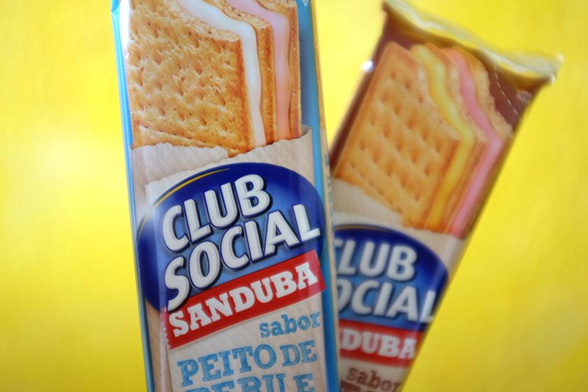Club Social sanduba sabores
