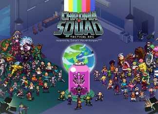 Chroma Squad game