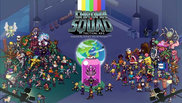 Chroma Squad game