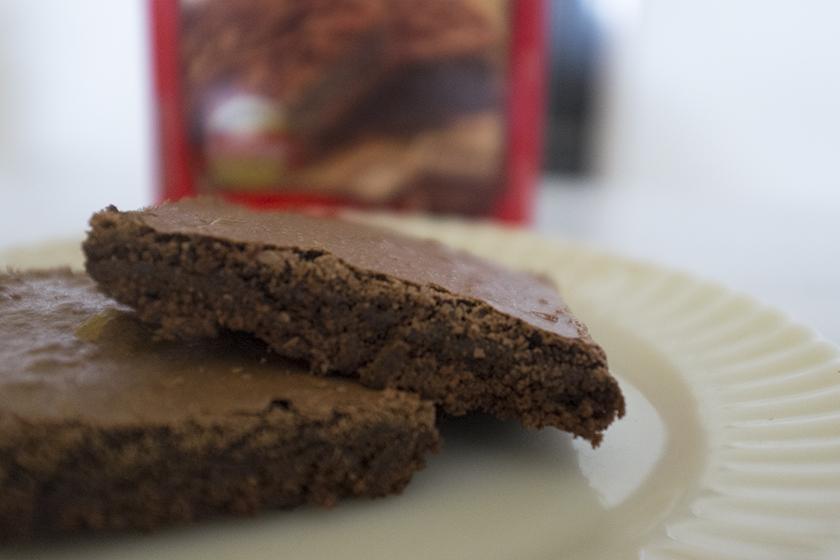 Pedaços de Brownie Betty Crocker