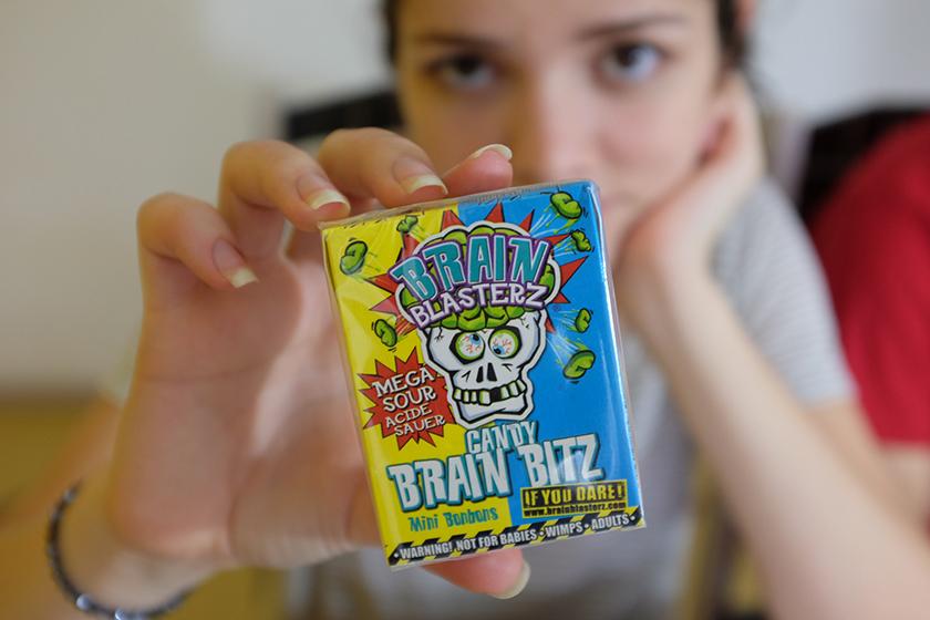 Balas Brain Blasterz balas mini
