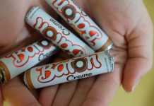 Baton Garoto sabor Creme