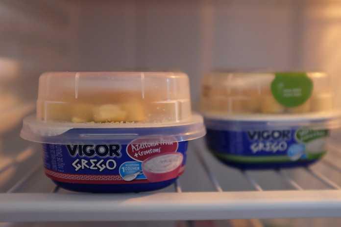 Iogurte Vigor grego salgado
