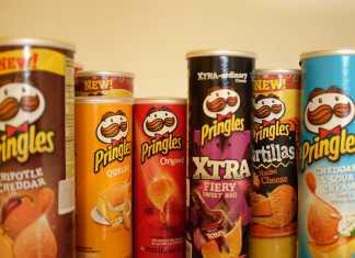 Desafio Pringles