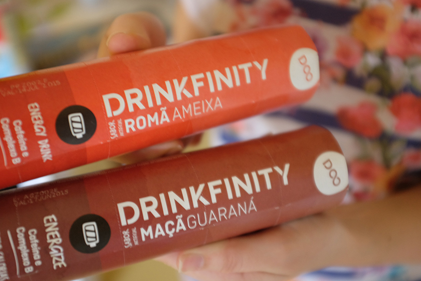 Embalagens Pods Drinkfinity
