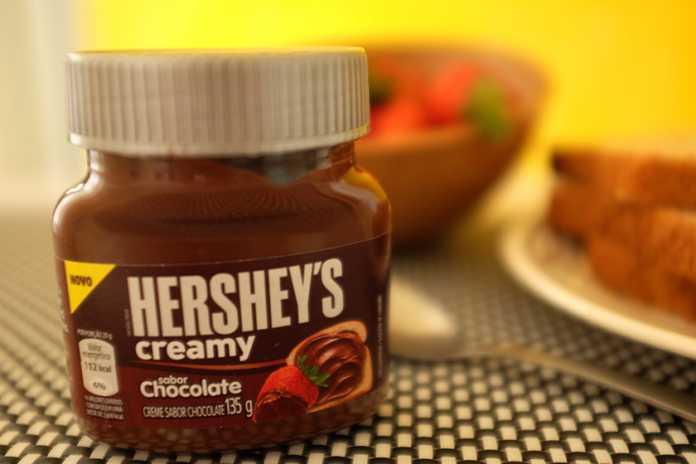 Novo Hershey's Creamy