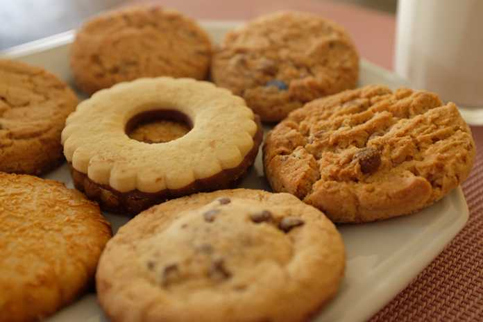 Cookies importados Merba e Bergen