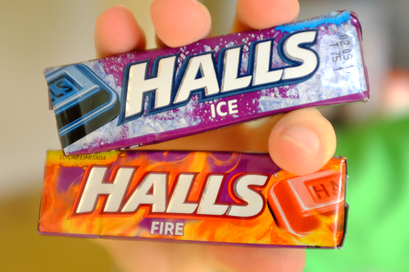 Novas Halls Ice e Fire