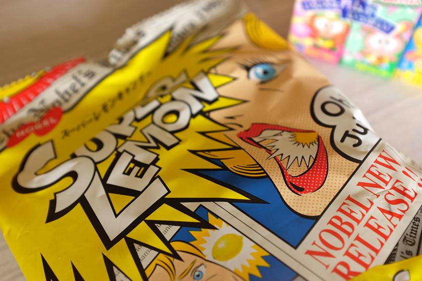 Super Lemon doces japoneses bairro Liberdade