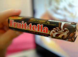 Fruittella café & creme