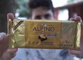 Novo Alpino nevado Nestlé