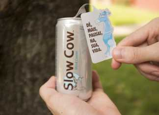 Slow Cow chá