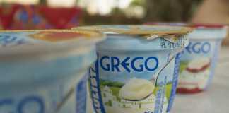 Iogurte grego Paulista