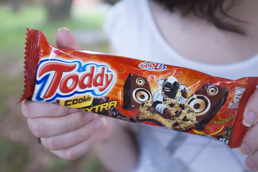 Novo cookie Toddy Extra