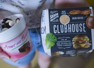 Novo MCFlurry + ClubHouse McDonald's