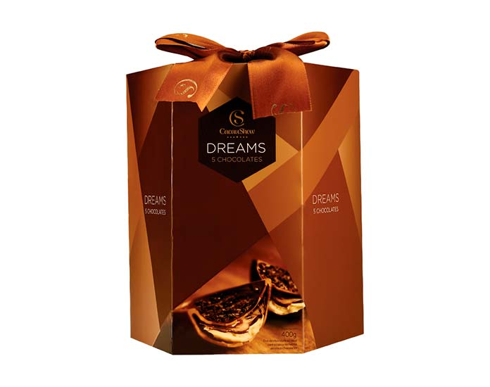Ovo Dreams 5 Chocolates 400g