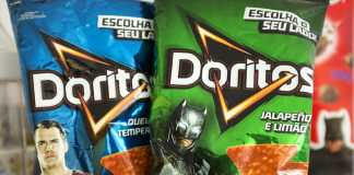Doritos Batman vs Superman