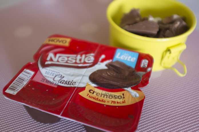 Sobremesa Nestlé Classic