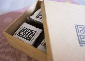 Brownies Tabuleiro na caixa