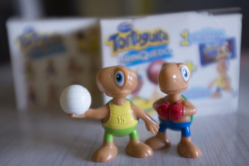 Tortuguita brinquedo