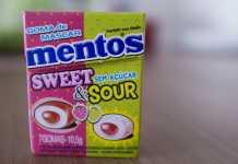 Novo Mentos Sweet & Sour