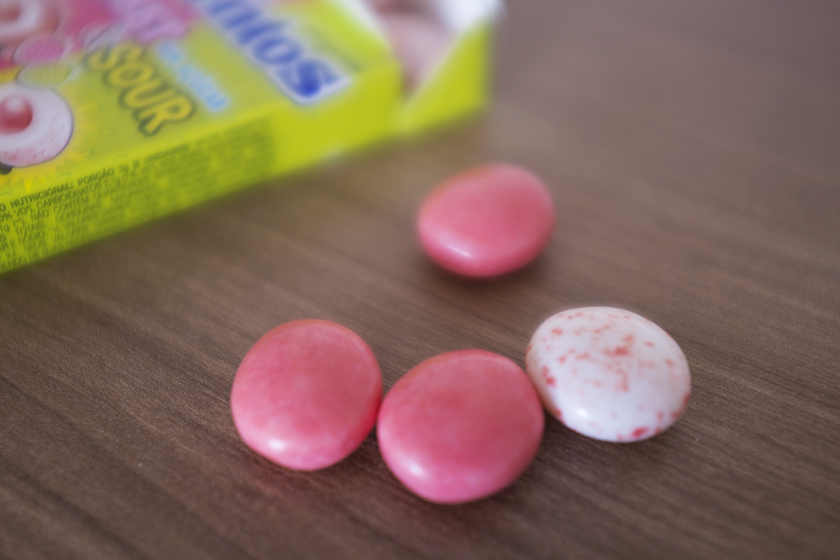 Mentos Sweet & Sour Chicletes