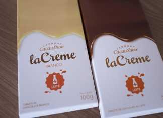 Novo LaCreme Cacau Show
