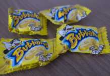 Bubbaloo banana
