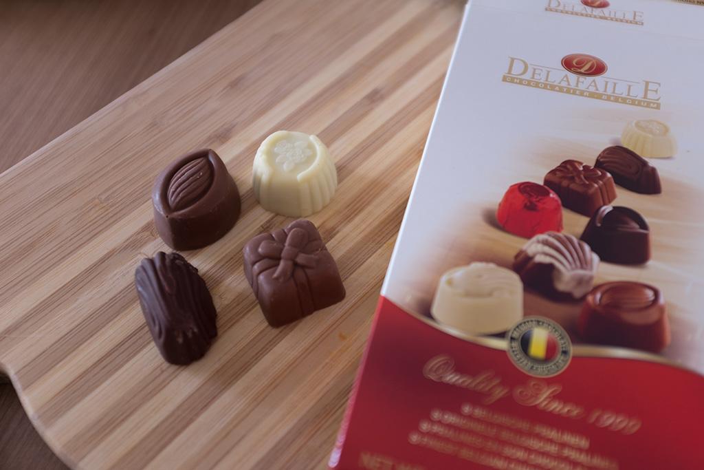 Candy Lovers Club caixa de fevereiro Delafaille