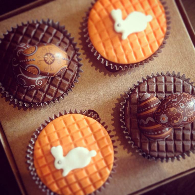 Cupcake de pásco Elo7