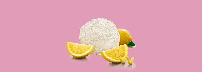 Sorvete Gelato Limone Kibon