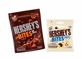 Hershey's Bites Lançamento Brasil