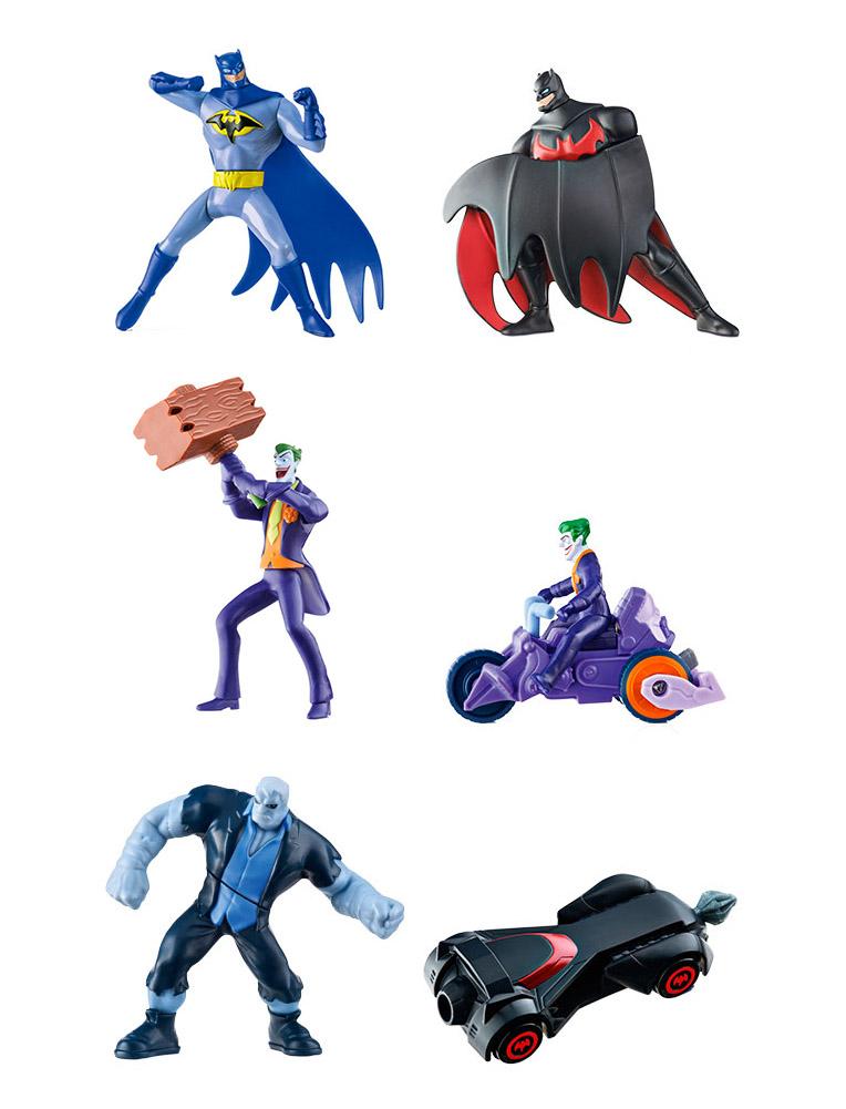 Nova coleção McLanche Feliz Batman Shop McDonald's