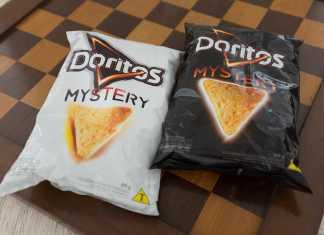 Novo Doritos Mystery