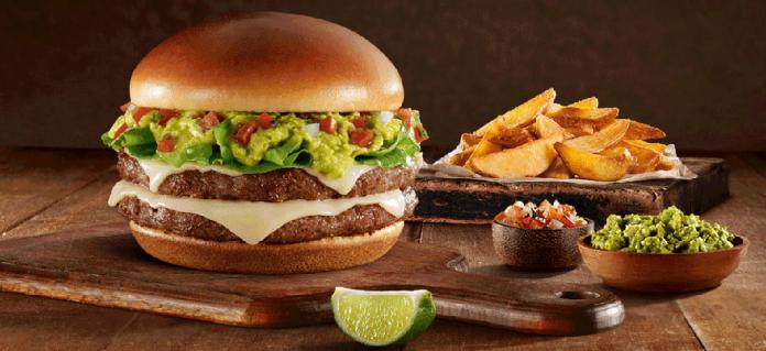 Novo Sanduíche McDonald's Original Mex