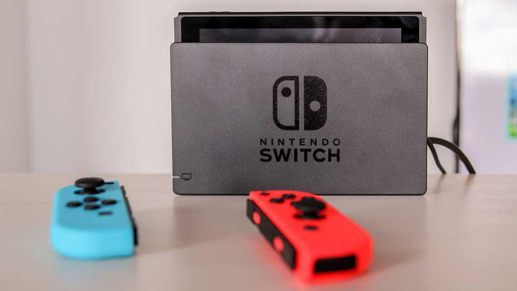 Novo console da Nintendo - Switch