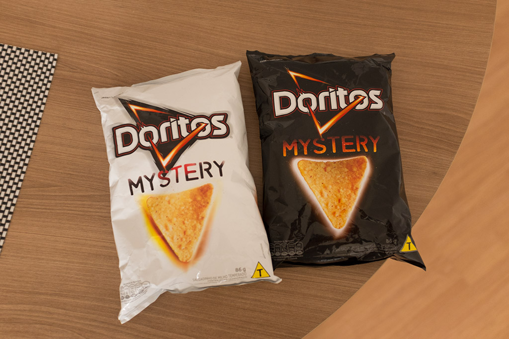Novos Doritos Mystery