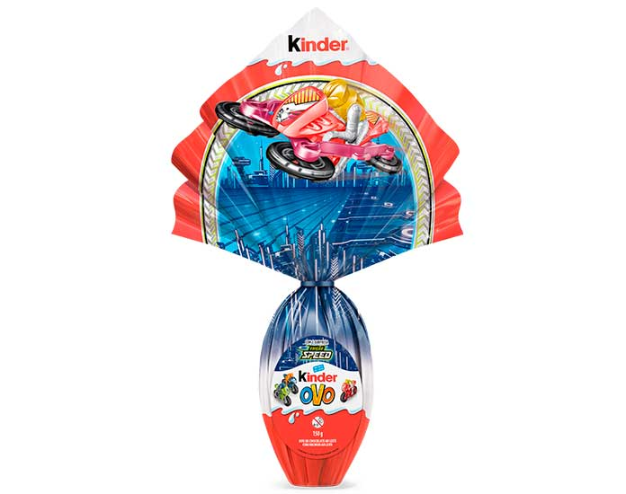 Ovo de Páscoa Kinder Speed