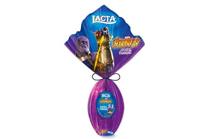 Ovo Thanos Lacta 2019