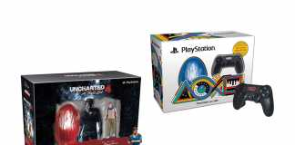 Ovos de páscoa Uncharted 4 e PlayStation Brand D'elicce