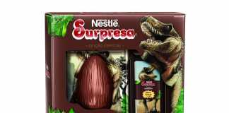 Ovo Surpresa da Nestlé