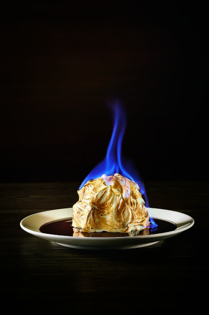Devil's Baked Alasca - Restaurante America