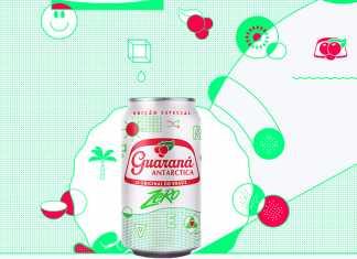 Guaraná Antarctica Zero Drinks 3