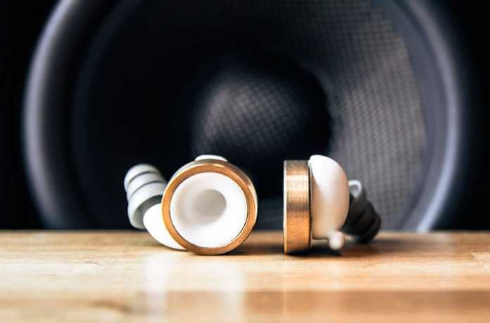 Knops, tampões para ouvidos
